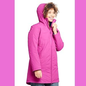 OUTER COAT ONLY, of squall 2-part long coat—FIRM $
